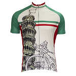 Italia Men's Cycling Jersey