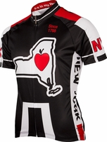 Its in My Heart New York Cycling Jersey