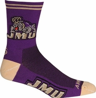 JMU Cycling Socks