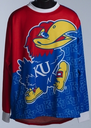 Kansas Jayhawks Cycling Gear