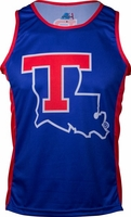 [DISCONTINUED] Louisiana Tech Bulldogs Running Singlet