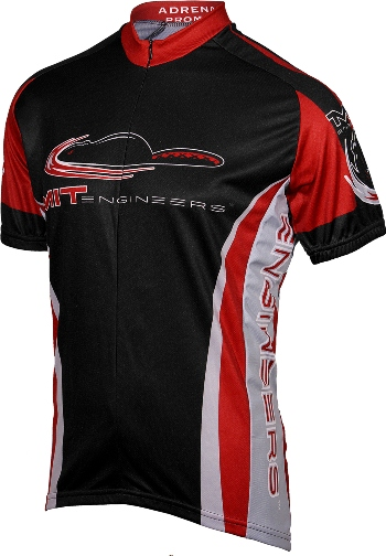 promo code a6d11 389db M.I.T. Engineers Cycling Jersey | MIT Bike Apperal