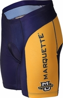 Marquette Golden Eagles Cycling Shorts