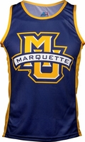 Marquette Golden Eagles Running Singlet