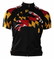 Maryland Crab Cycling Jersey
