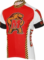 Maryland Terrapins Cycling Jersey