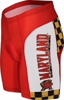 Maryland Terrapins Cycling Shorts