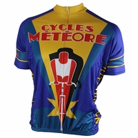 Meteore Cycling Jersey