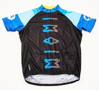 Miami Marlins Men's Cycling Jersey