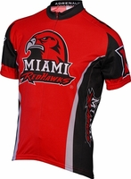 Miami of Ohio Redhawks Cycling Jersey