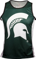 Michigan State Spartans Running Singlet