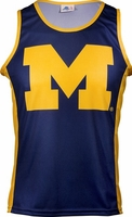 Michigan Wolverines Running Singlet