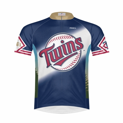 Minnesota Twins Men s Cycling Jersey . bee0b3963