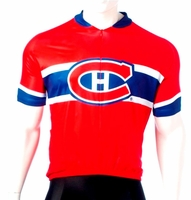 Montreal Canadians Cycling Jersey Free Shipping