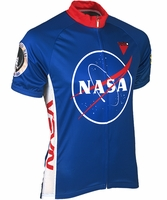 NASA Cycling Jersey Free Shipping