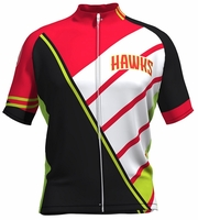 NBA Women's Atlanta Hawks Aero Cycling Jersey
