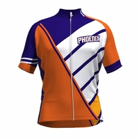 NBA Women's Phoenix Suns Aero Cycling Jersey