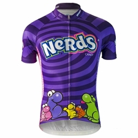 Nerds Vortex Men's Cycling Jersey