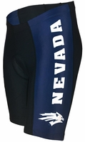 Nevada Reno Wolf Pack Cycling Shorts