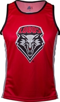 New Mexico Lobos Running Singlet