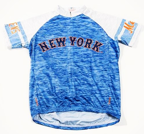 9b6a36210 New York Mets Men s Cycling Jersey