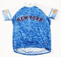 New York Mets Men's Cycling Jersey