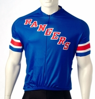 New York Rangers Cycling Jersey Free Shipping