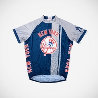 New York Yankees Titles Men's Cycling Jersey