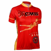 North Coast Acme Red Women's Jersey