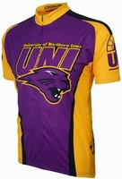 Northern Iowa Panthers Cycling Jersey Free Shipping