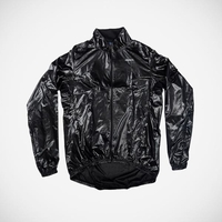 Obsidian Men's Rain Jacket
