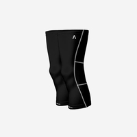 Obsidian Thermal Knee Warmers