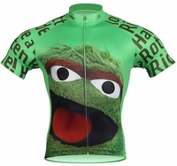 Oscar the Grouch Men's Cycling Jersey