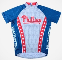 Philadelphia Phillies Cycling Jersey