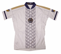 Philadelphia Union Secondary Short Sleeve Cycling Jersey