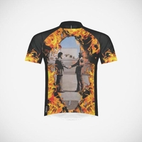 Pink Floyd Wish You Were Here Cycling Jersey