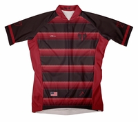 Portland Timbers Secondary Short Sleeve Cycling Jersey