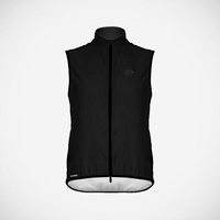 Primalwear Men's Black Wind Vest
