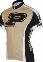 Purdue University Boilermakers Cycling Jersey Free Shipping