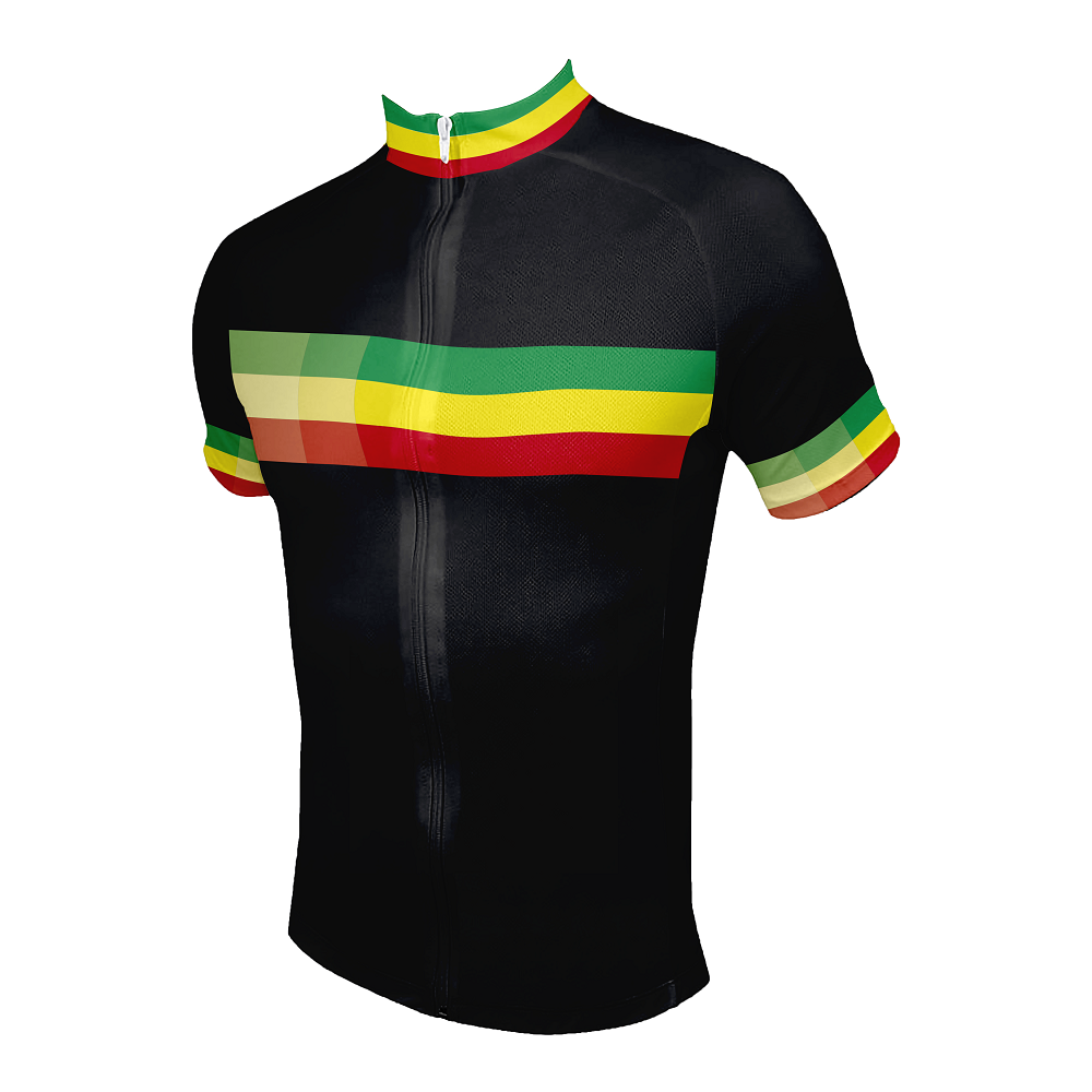 premium selection f88ff 80508 Rasta Men's Cycling Jersey