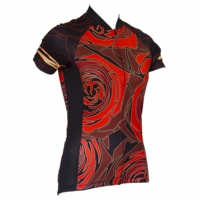 Red Rose Women's Cycling Jersey