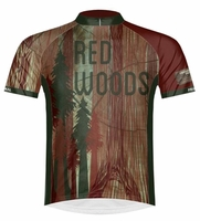 Red Woods National Park Cycling Jersey