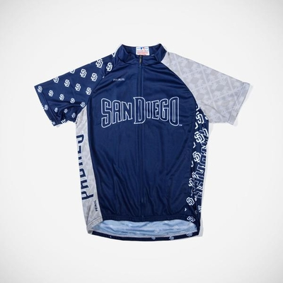 the latest 8e473 c7249 San Diego Padres Men's Cycling Jersey