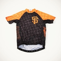 San Francisco GIANTS Evo Men's Cycling Jersey