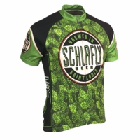 Schlafly APA Men's Short Sleeve Cycling Jersey (2014 Design)