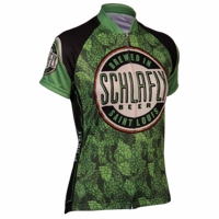 Schlafly APA Women's Short Sleeve Cycling Jersey (2014 Design)
