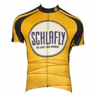 Schlafly Hefeweizen Men's Short Sleeve Cycling Jersey (2015)
