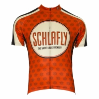 Schlafly Pale Ale Men's Short Sleeve Cycling Jersey (2015)