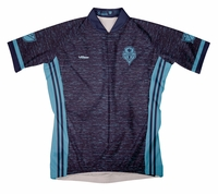 Seattle Sounders FC Third Short Sleeve Cycling Jersey