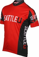 [DISCONTINUED] Seattle University Cycling Jersey